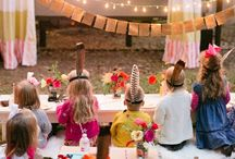 Party time | Amaikids / Fun moments for our little ones, special day that they will long remember or most wanted event of the year, PARTIES for children have this magical attraction made of excitement, friendship and gifts. Amaia loves it!