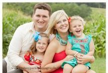 What to wear for family photos. / What to wear for a family photo shoot. / by Black Lamb Photography