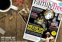 Your Family History magazine / Some of our favourite pages and images