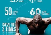 Workout for Men / Let's have some fun working out!