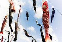 Japanse Cultuur, Traditie & Geschiedenis / De Japanse cultuur is ontzettend diverse en kent een lange geschiedenis met vele tradities. Op www.thesushitimes.com kun je hier alles over lezen maar op dit board kun je vooral genieten van honderden schitterende afbeeldingen die je meenemen naar Japan!
