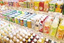 Japanse Drankjes / Waar wij het hier moeten doen met slechts normale fanta kennen ze in Japan vele varianten en hebben ze er nog vele meer dranken waar wij hier totaal niet bekend mee zijn. Maak er hier kennis mee of verdiep je nog wat verder op onze site: http://www.thesushitimes.com/category/eten-drinken/drinken-eten-drinken/
