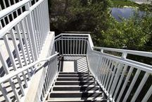 Commercial Railing Application / Commercial Railing Products and Architectural Features