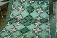 Student Square-agonals Creations / A photo album of my students quilt projects from various Square-agonals workshops and classes.  Invite me to your guild and see what we can create together!