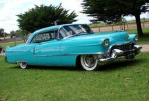 American Cars. / Classic Cars