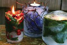 Make Beautiful Candles