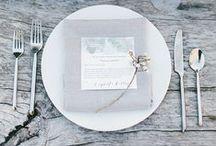 WEDDING | STYLING + DECOR / Wedding Style Inspiration