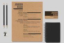 Graphic design / Inspirations Web & Print Typos, templates...