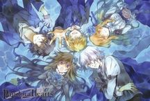 Pandora Hearts /  Credit to the owners of the pics/gifs/videos.