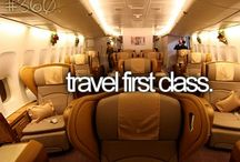 Luxury Travel / Traveling like a king