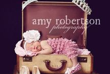 Baby fotoshoot inspo / Shoots and inspo
