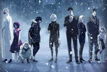 Tokyo Ghoul // Tokyo Ghoul Root A // Tokyo Ghoul :RE / Fanarts, pics and quotes from Tokyo Ghoul(Kushu) // Tokyo Ghoul Root A and Tokyo Ghoul :Re. MAY CONTAIN SPOILERS. Credit to the owners of the pics/gifs/videos.
