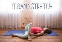 Exercises, Stretches & Related Anatomy / Stretches and exercise techniques... with a pinch of anatomy.