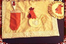 Le creazioni di Rita / Oggetti in feltro pannolenci e crepla