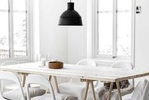 HOME | KITCHEN + DINING / Kitchen and Dining Decor to inspire