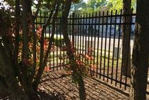 Aluminum Fence / Aluminum fence systems - pool fences, commercial fence products, industrial fence systems