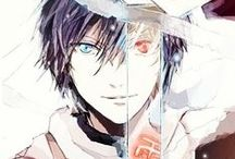 Noragami / MAY CONTAIN SPOILERS.Credit to the owners of the pics/gifs/videos.
