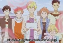 Ouran High School Host Club / Credit to the owners of the pics/gifs/videos.