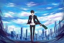 Psycho Pass / Credit to the owners of the pics/gifs/videos.