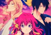 Akatsuki no Yona / Credit to the owners of the pics/gifs/videos.