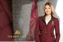 Look of the Day - Fall & Winter 15/16 / #Galvanni #menswear #womenswear