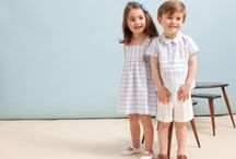 Matching Looks | Spring & Summer 2016 | Boys & Girls | Amaiakids / Beautiful Children's Clothes and accessories. Very unique style: Timeless, Elegant and Classic collections with a modern twist and a retro flair. Share our passion to dress your children as children. Available on-line at: www.amaiakids.co.uk