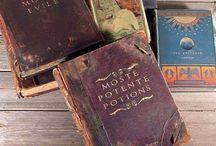 old book diys