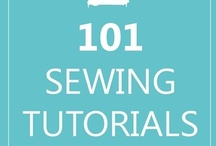 Sewing / Tips, tricks, patterns, Ideas and just about anything sewing relayit.  / by HildurKO