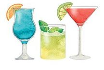Drinks To Die For! (9) / by Mary Hedges