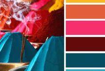 Color Palettes / by Sprecasanti Rebecca