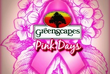 PINK DAYS @ GreenScapes <3 / by Mollie Wadsworth