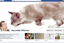 Great Facebook cover ideas / by Helen Kennedy