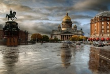 Saint Petersburg / Санкт-Петербург