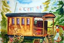 Gypsy Dreams!  (38) / by Mary Hedges