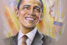 A good man is hard to find! (5) / What a wonderful president we have! / by Mary Hedges
