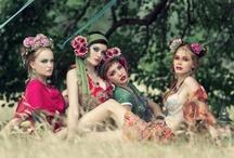Bohemian living  / by Nikki Robilliard