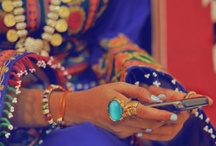 YND Style / Creative, Fun and Stylish ways to style your Yumnah Najah Designs jewelry!