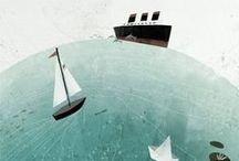 Sea, Corto Maltese & Ships / by Sprecasanti Rebecca