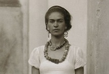 For the love of Frida. / by Jal W