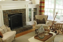 HOME: Living Room/Den / by Kathy Coley