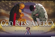 God Bless America / One Nation Under God..... / by Kathy Coley