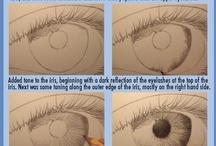 Drawing tips and tricks / by HildurKO