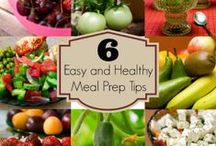 Healthy Foods / If you're starting a healthy journey or looking for healthy recipes, these healthy foods will be sure to help you out! / by Jeannette from J-Man and MillerBug