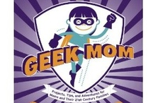 Projects by the GeekMom Contributors / Here are some things our Geek Moms do when they aren't writing for GeekMom! / by GeekMom
