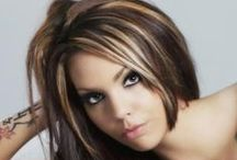 Hair Color Ideas / by Briana Gibson