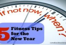 Diet and Exercise / If you're looking to get healthy this year, you'll need plenty of exercise along with a healthy diet. Find diet and exercise information and tips here! / by Jeannette from J-Man and MillerBug
