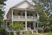 Southern Homes...ours and others we love