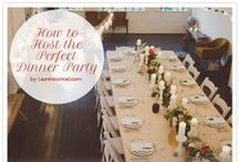 Party Ideas / by Briana Gibson