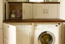 HOME: Laundry/Mud Rooms / by Kathy Coley
