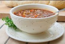 Soups / by Carrie Freer Rasmusson